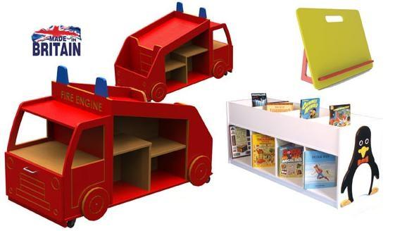 Book storage for classrooms