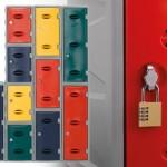 Plastic-Lockers