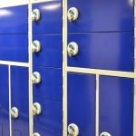 Steel-lockers