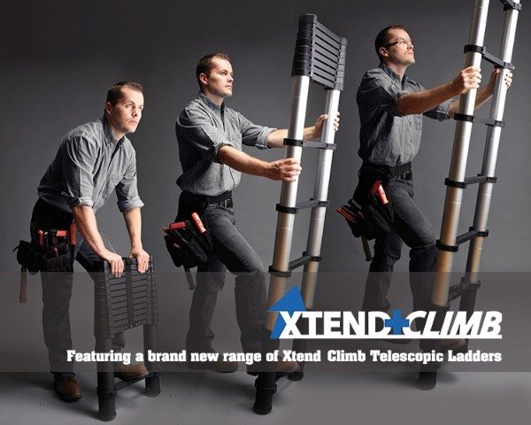 The New Improved Xtend+Climb Designed For EN131-6
