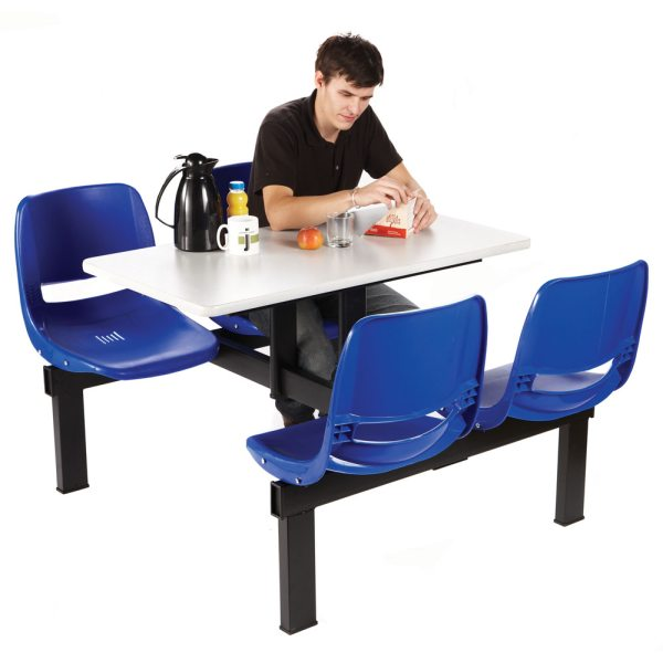 4 seater canteen unit