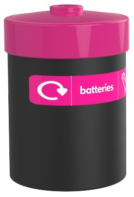 Recycle Battery Bins