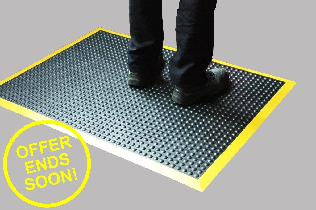 Anti-fatigue mats special offer