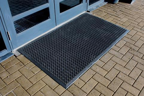 honeycomb rubber mats