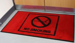 No Smoking Mats