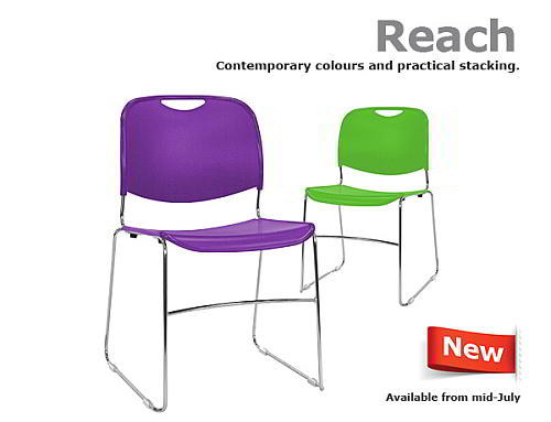 Reach breakout chair