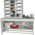 Mailroom furniture