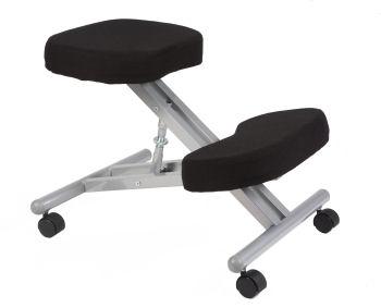 Steel kneeling chair