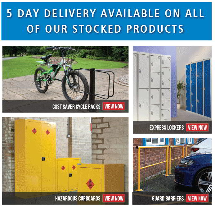 5 Day delivery service