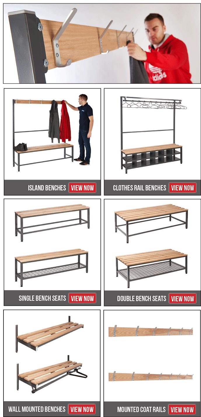 Cloakroom Furniture