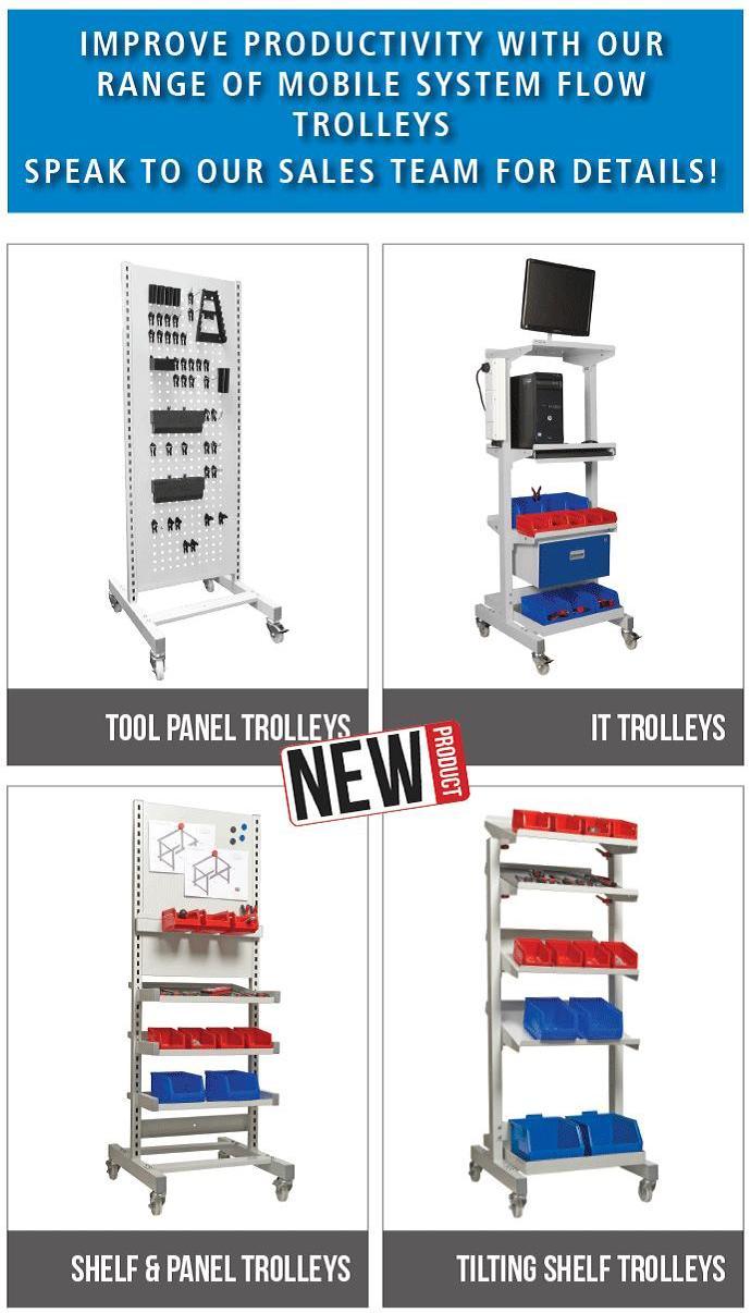 System Trolleys