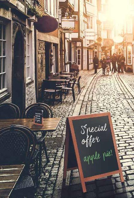Chalkboards for Restaurants and Cafés