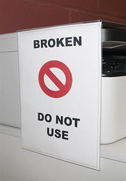Broken do not use