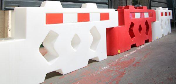 bison plastic barrier