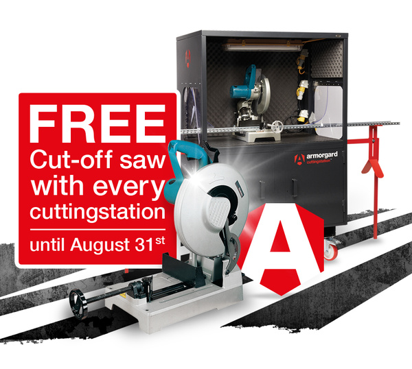 Free cut-off saw