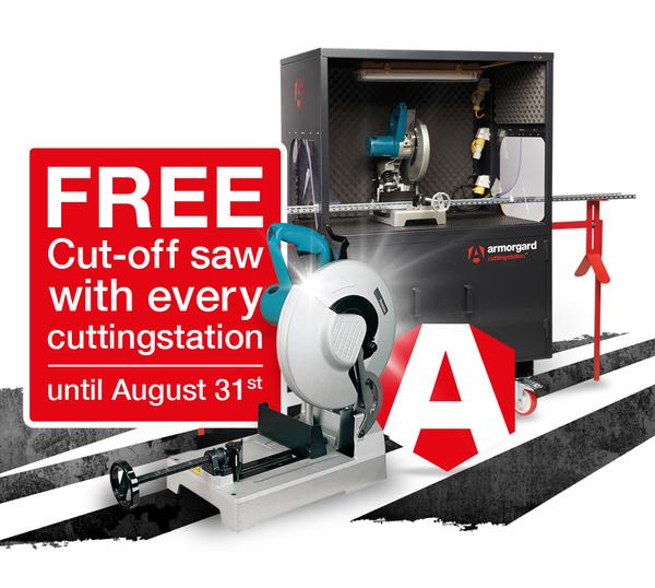 Free cut-off saw