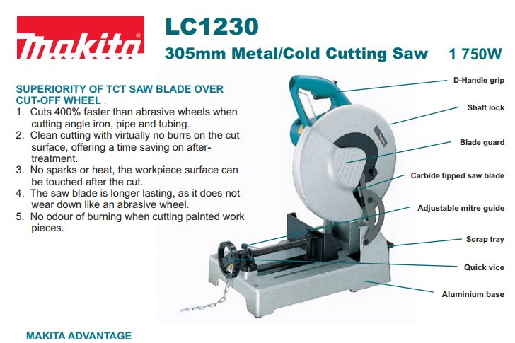 special offer cutting station