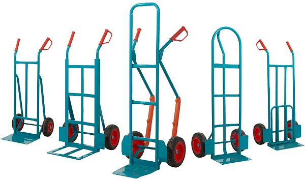 reach compliant sack trucks