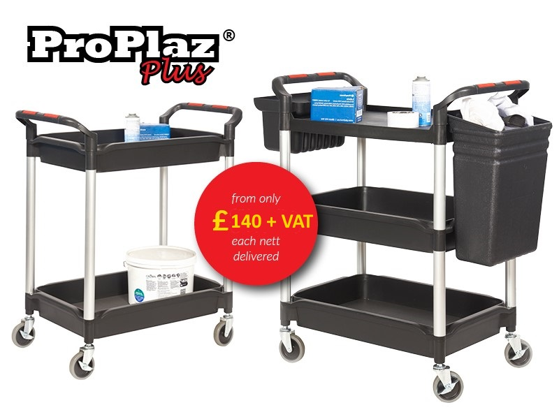 Utility trolleys special offer