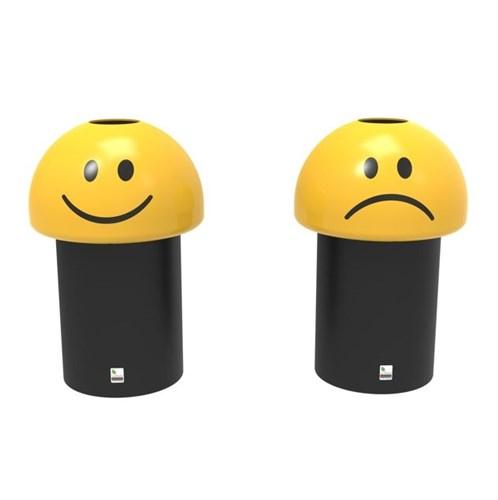 emoji bins