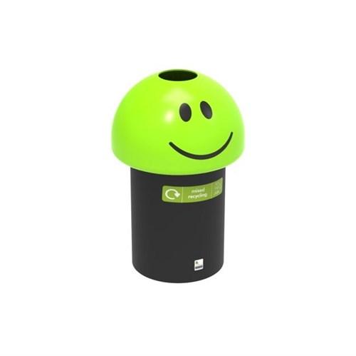 emoji recycling bin