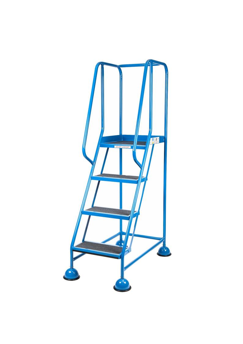 HBC004 Easy Action Safety Steps 4 Treads Cupped Feet