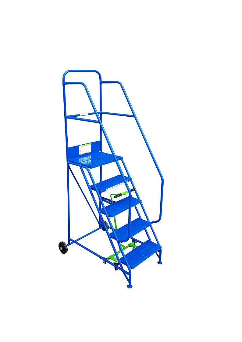 Industrial Mobile Safety Steps 5 Tread