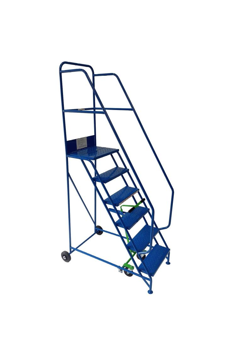 Industrial Mobile Safety Steps 6 Tread
