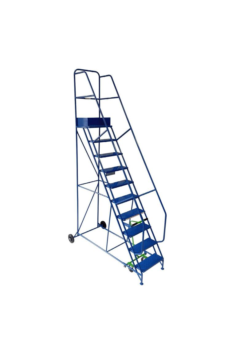 Industrial Mobile Safety Steps 10 Tread