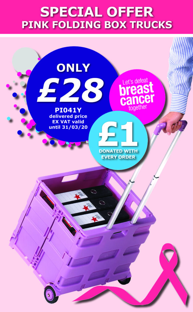 PI041Y -Pink Trolley Offer - Merlin