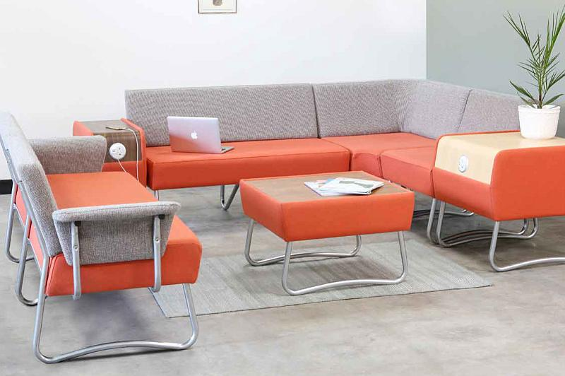 post-modern sofa range for offices