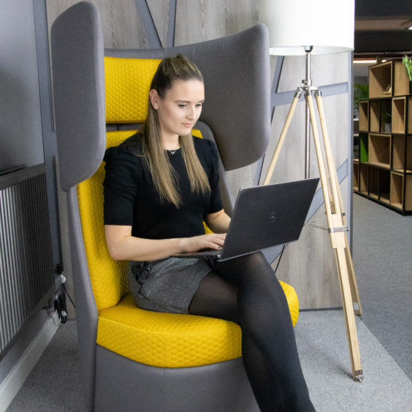 Avaoln soft seating pods