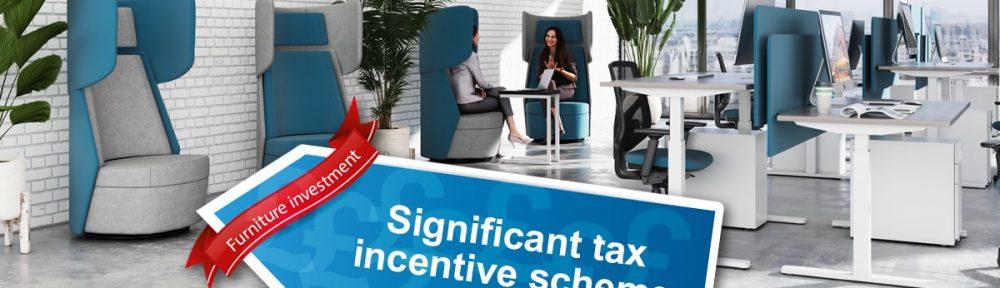 Tax breaks UK office furniture