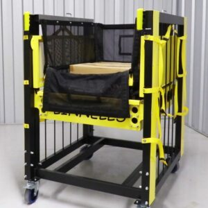 auto-levelling trolley