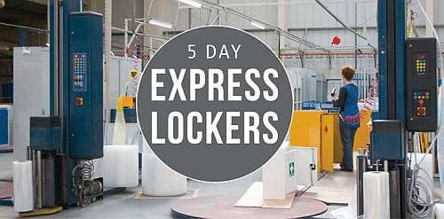 Express Steel Lockers
