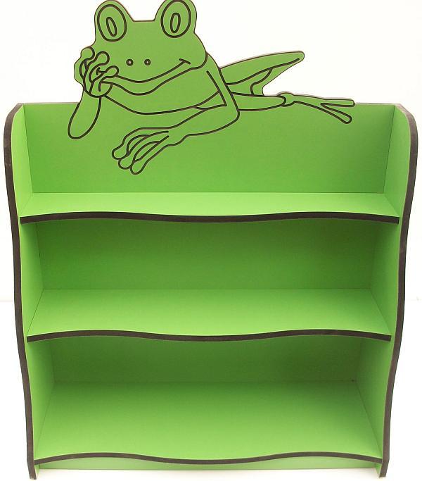 Book shelves for children