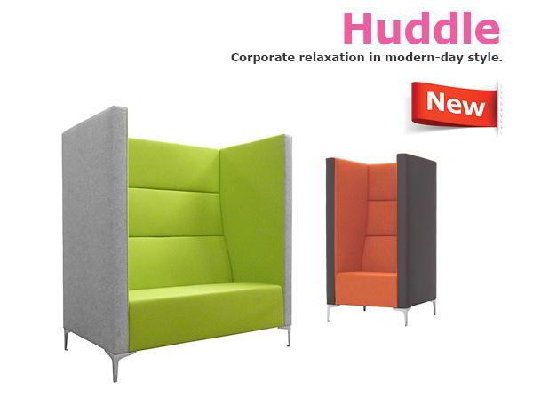Huddle seating pod